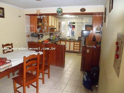 Sobrado Para Venda Em São Paulo, Jd Leônidas Moreira, 3 Dormitórios, 1 Suíte, 2 Banheiros, 1 Vaga - 2033_1-415142