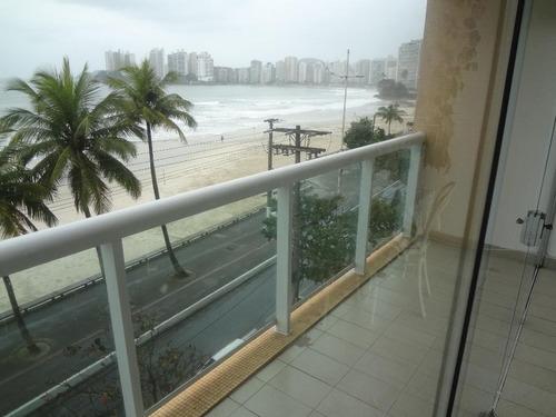 Apartamento Residencial À Venda, Pitangueiras, Guarujá - Ap6830. - Ap6830