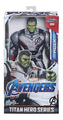 Boneco Hulk Titan Hero Original Vingadores Ultimato - Hasbro
