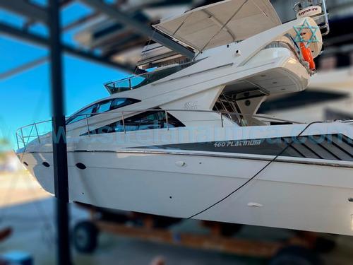Lancha Ferretti 460 Barco Iate Cimitarra Azimut Intermarine