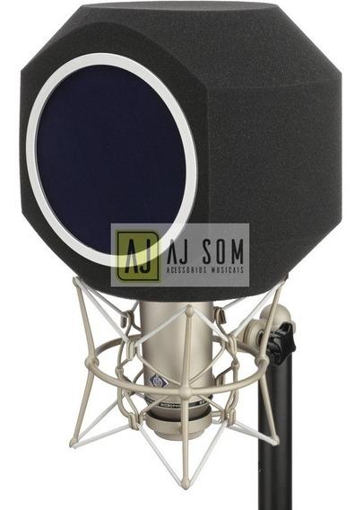 Vocal Smart+pop Filter Para Home Studio-vocal Booth Filter