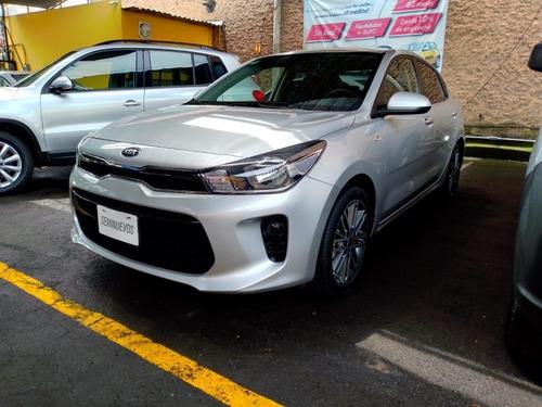 Imagen 1 de 8 de Kia Rio 2020 1.6 Ex Sedan At
