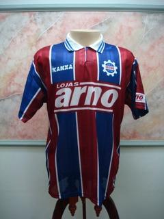 Camisa Futebol Caxias Do Sul Rs Kanxa Jogo Antiga 1772