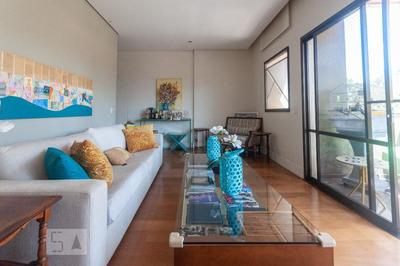 Apartamento No 1º Andar Com 4 Dormitórios E 3 Garagens - Id: 892880825 - 180825