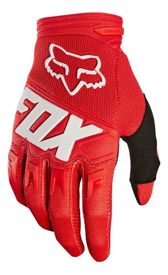 Luva Fox Dirtpaw Race 19 Vermelho Xl