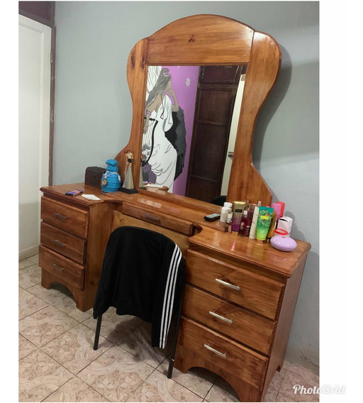 Mueble, Comoda Bonita Y Grande Con Espejo