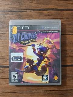 Sly Cooper Thieves In Time Playstation 3 Ps3 Buen Estado !!