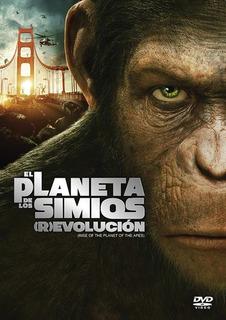 Pelicula El Planeta De Los Simios Revolucion Nuevo Cerrado
