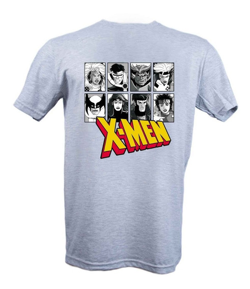Remera, Marvel, X-men