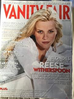 Revista Vanity Fair June 2002
