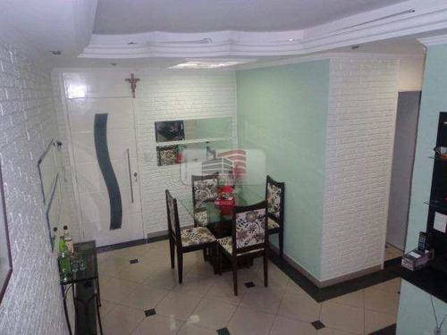 Apartamento Com 2 Dorms, Alves Dias, São Bernardo Do Campo - R$ 225 Mil, Cod: 683 - V683