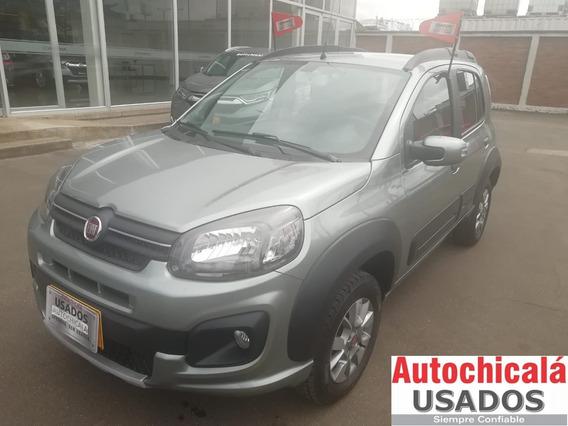Fiat Uno Way 2020