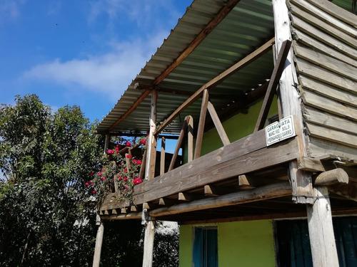 2 Casas A La Venta En El Mismo Padrón En Salinas Norte