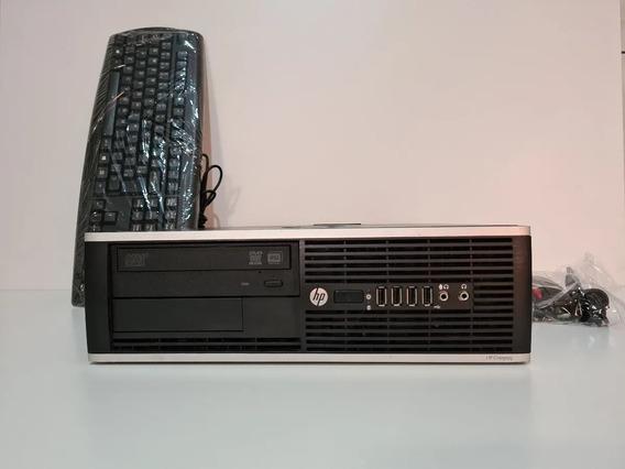 Cpu Hp Compaq 8000 Elite Sff Core 2 Duo 4gb Hd 250gb