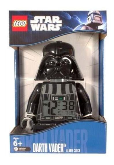 Lego 9002113 Star Wars Darth Vader Alarm Clock