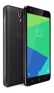 Celular Nuu N5l 1gb-8gb Dual Sim Preto Pronta Entrega Novo