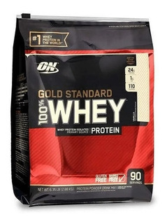 100% Whey Gold Standard Refil (2,880kg) - On