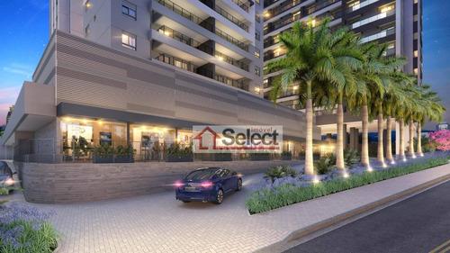 Imagem 1 de 15 de Apartamento Com 3 Dormitórios À Venda, 94 M² Por R$ 810.000,00 - Tatuapé - São Paulo/sp - Ap1084