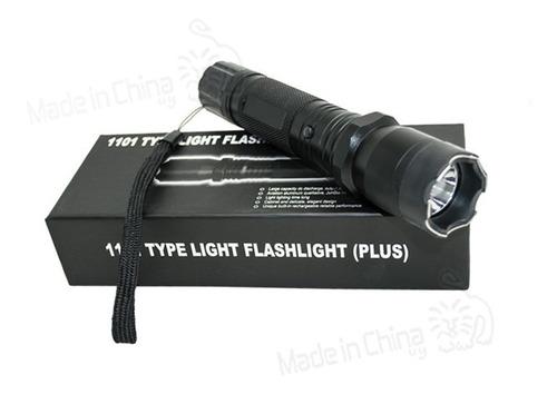 Linterna Con Picana Para Defensa Personal Cf-838