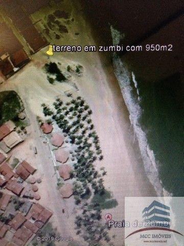 Terreno Beira Mar Praia De Zumbi