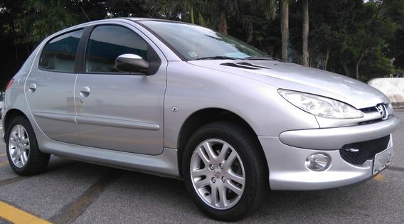 Peugeot 206 1.6 16v Allure Flex 5p