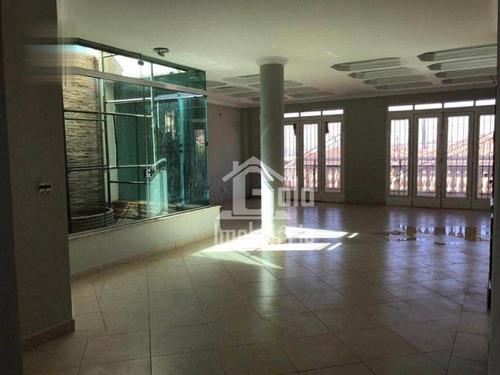 Sobrado Com 5 Dormitórios À Venda, 615 M² Por R$ 690.000,00 - Planalto Verde - Ribeirão Preto/sp - So0051