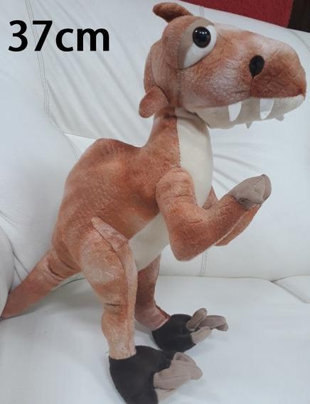 Dinossauro Pelúcia 37 Cm Presente Criança Estilo Era Do Gelo