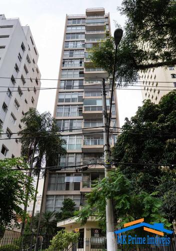 Imagem 1 de 15 de Apartamento Reformado Com 153 M² No Jd. Santa Cecília Sp! - 1929