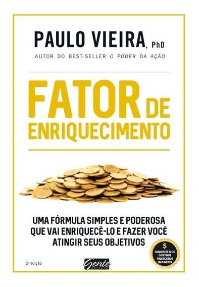 Fator De Enriquecimento - Shop Literária