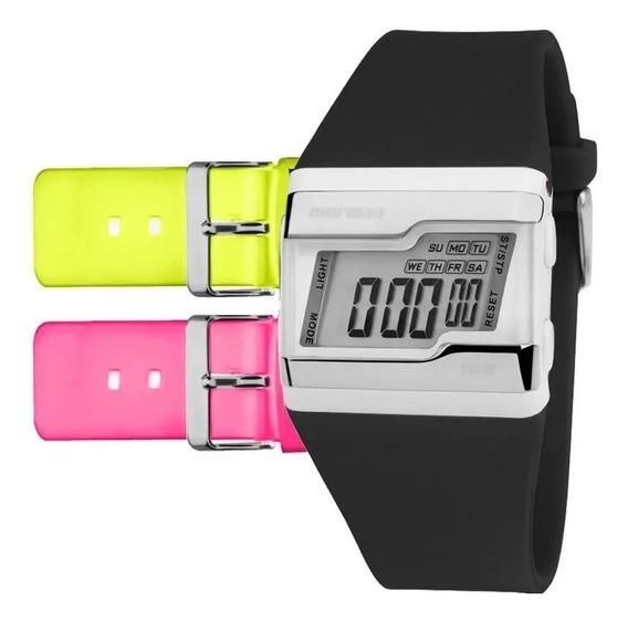 Relógio Mormaii Acquarela Troca Pulseira Fz/t8v C/nf