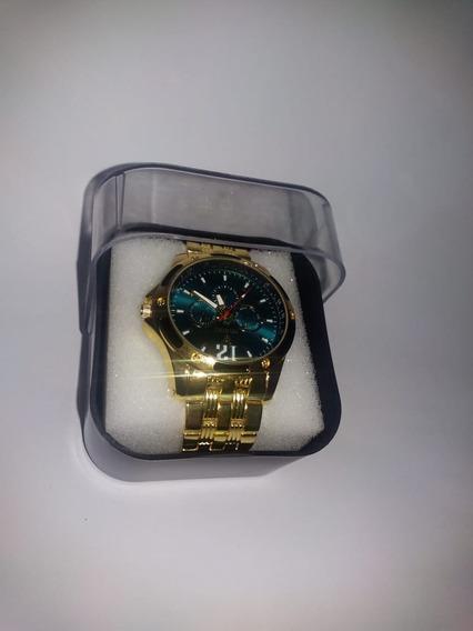 Relógios Masculinos Barato Lançamento Exclusivo + Caixa