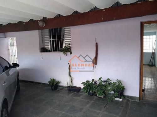 Casa À Venda, 80 M² Por R$ 320.000,00 - Vila Taquari - São Paulo/sp - Ca0004