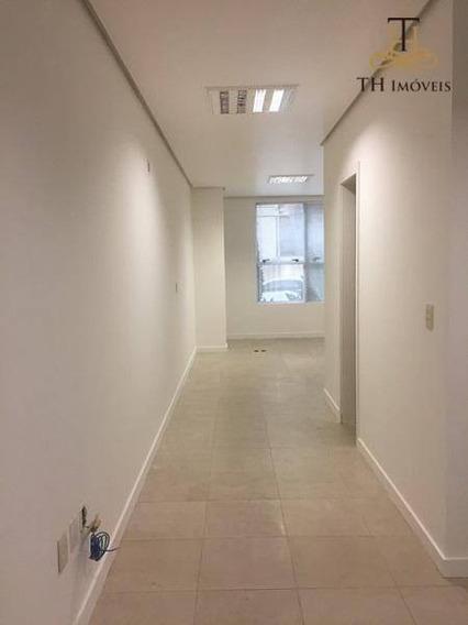 Sala Para Alugar, 41 M² Por R$ 1.800/mês - Centro - Balneário Camboriú/sc - Sa0068