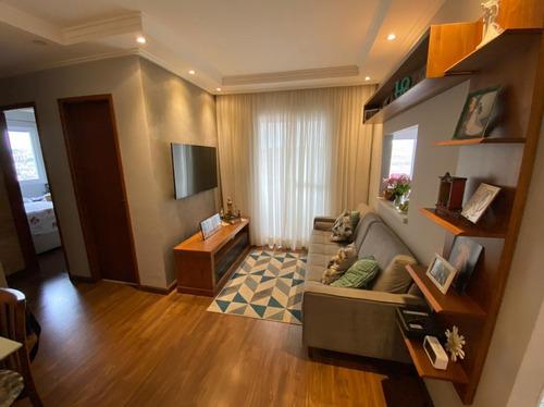 Imagem 1 de 13 de Apartamento Com 2 Dormitórios À Venda, 50 M² Por R$ 286.000 - Jaguaribe - Osasco/sp - Ap4641