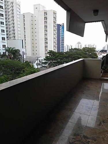 Apartamento Residencial À Venda, Jardim Anália Franco, São Paulo - Ap0251. - Ap0251