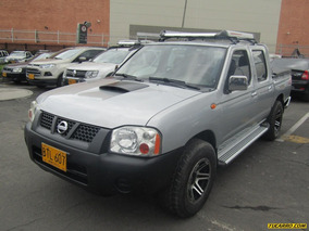 Nissan D-22 D22 2500cc P4