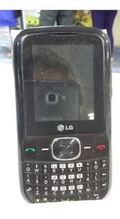 Celular LG C105 Com Defeito Para Peças