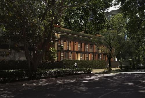 Imagen 1 de 15 de Departamento En Renta En Tres Picos, Polanco