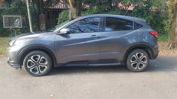 Honda Hr-v 1.8lx 2wd Cvt 2016