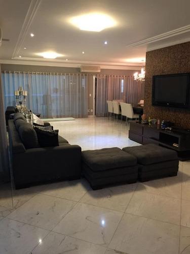 Imagem 1 de 30 de Apartamento Com 5 Dormitórios À Venda, 330 M² Por R$ 2.756.000,00 - Tatuapé - São Paulo/sp - Ap1602