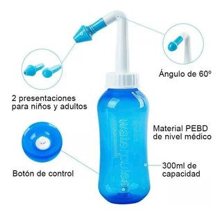 Limpia Tu Nariz Water Pulse Lavador Nasal.