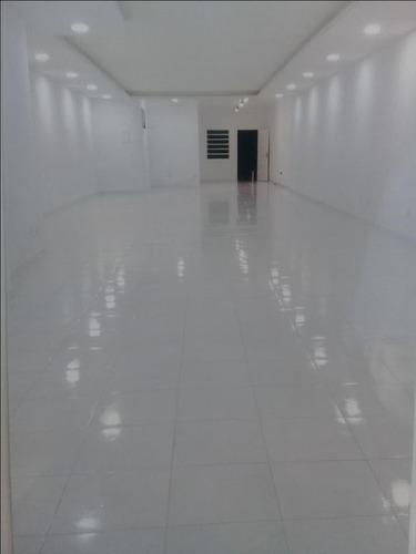 Loja Comercial Para Alugar Por R$ 8.000/mês - Gonzaga - Santos/sp - Lo0098