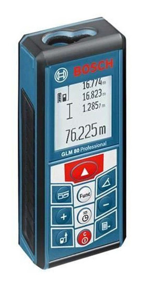 Trena A Laser 80m Bosch Glm 80 0601072300