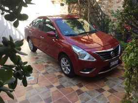 Nissan Versa 1.6 Advance L4 At