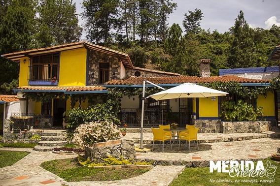Venta Posada Turística La Chapeta El Valle Merida