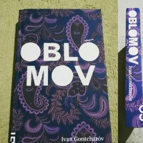 Livro Oblomov - Capa Tecido - Cosac Naify