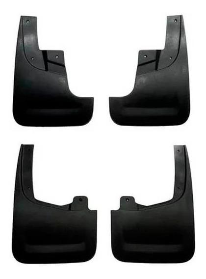 Apara Barro Lameira S10 2013 2014 2015 2016 2017 Kit 4 Pçs