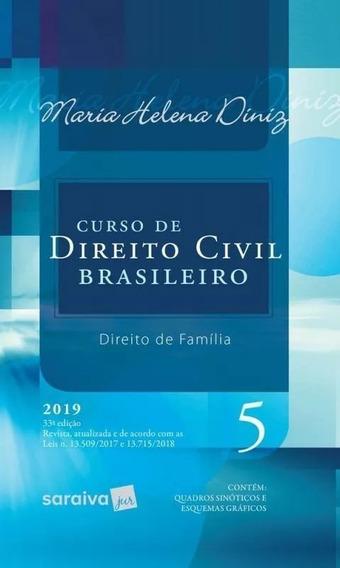 Curso De Direito Civil Brasileiro - Vol 5 - Saraiva