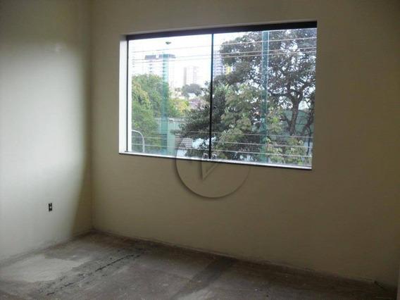 Sala Para Alugar, 100 M² Por R$ 2.900,00/mês - Jardim - Santo André/sp - Sa0654