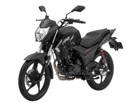 Moto Akt 125 Cr4 Nueva